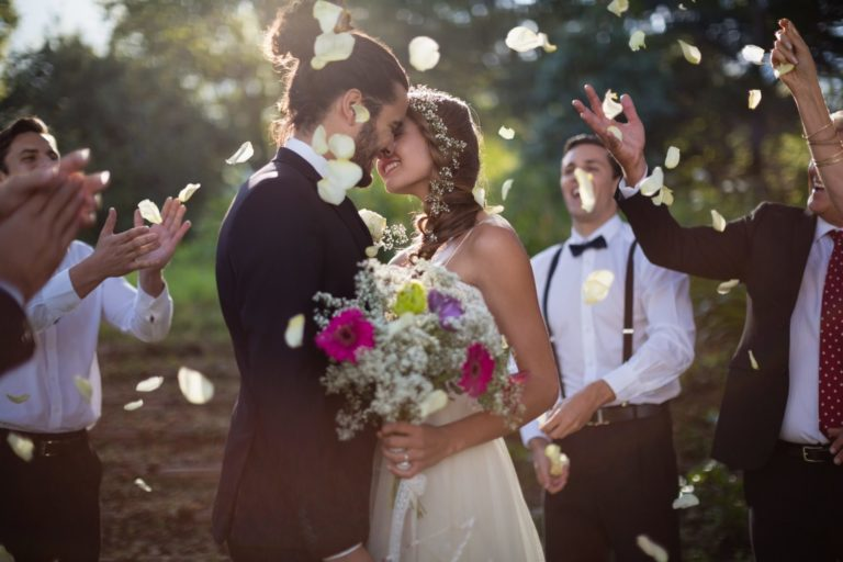 Tipos de casamento: do tradicional ao mini wedding, destination wedding e muito mais