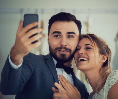 Como organizar o casamento virtual
